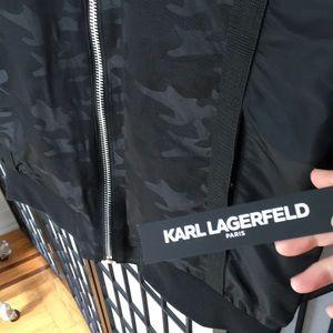 Men's brand new designer jacket Karl lagerfeld
